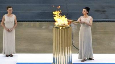 La Antorcha Olimpica irá al espacio por primera vez.