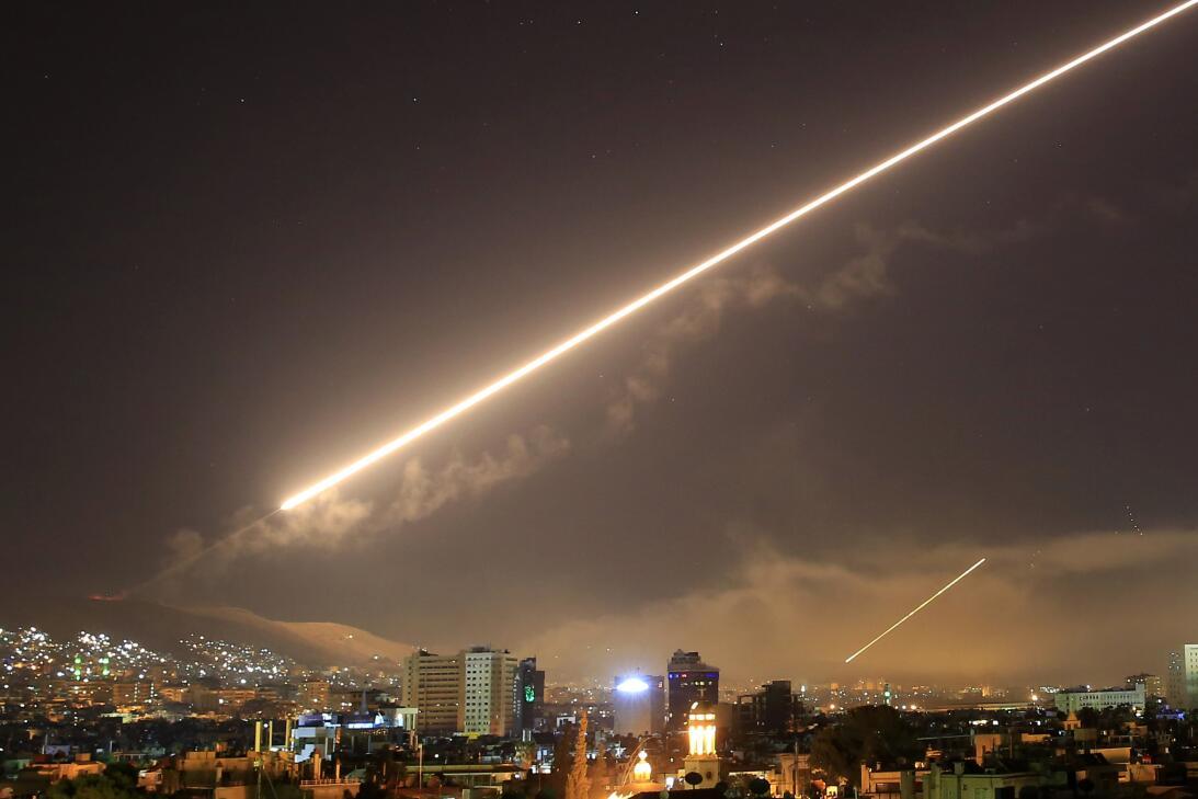 Ataque Siria
