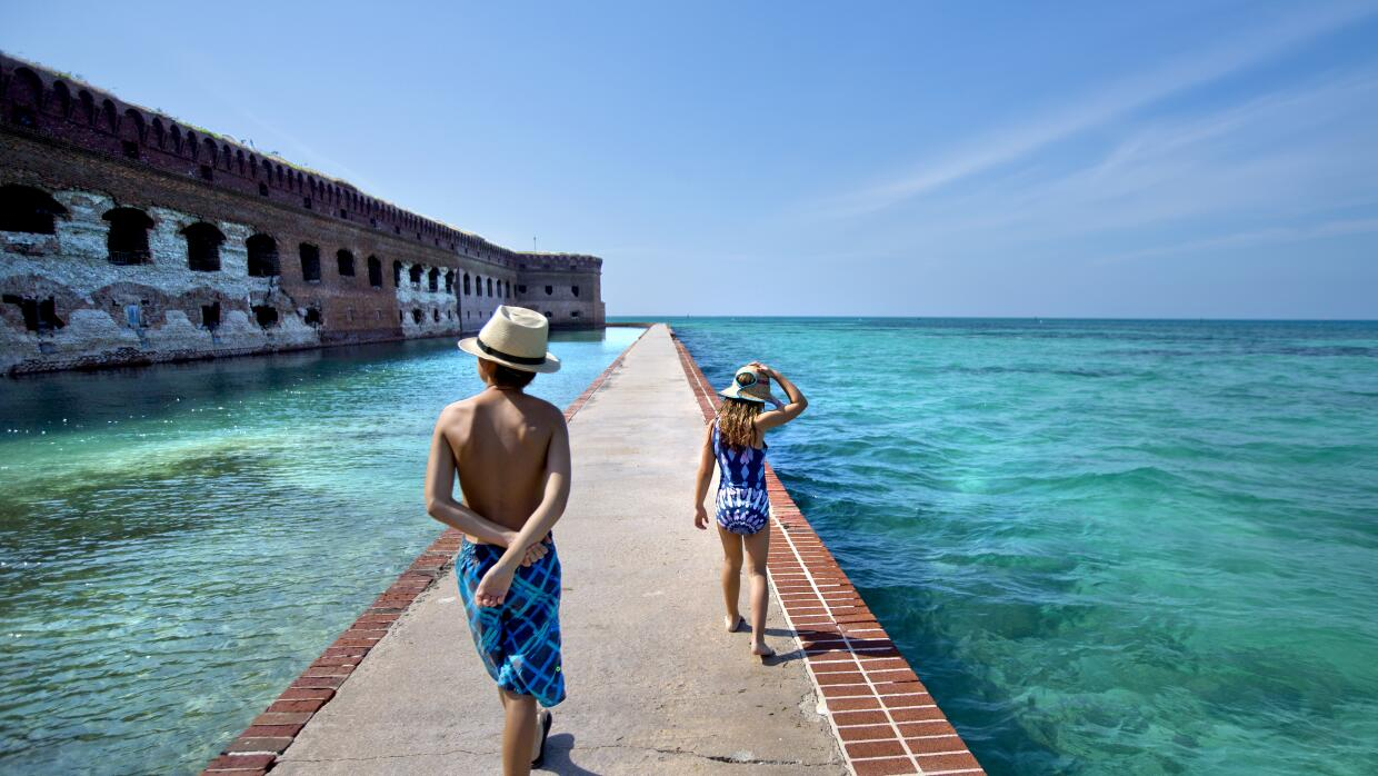 Photo Icon Fort Jefferson, Dry Tortugas