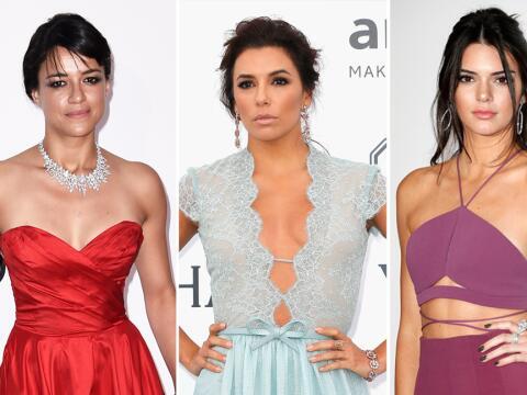Estas famosas destaparon su lado más sensual en la Gala amFAR en...