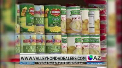 Univision Arizona pone su granito de arena para combatir la hambruna