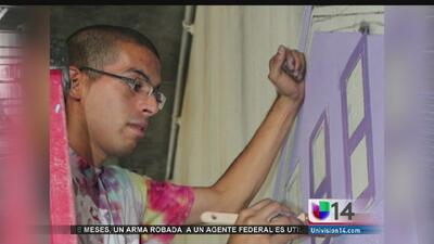 Homicidio de muralista de Oakland se cometió con un arma robada a federal