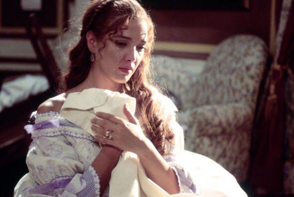 """En """"Amor Real"""" la vimos interpretar a """"Matilde""""."""