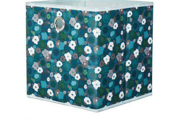 Un buen contenedor para la ropa sucia con un decorado 'chic' hará más se...