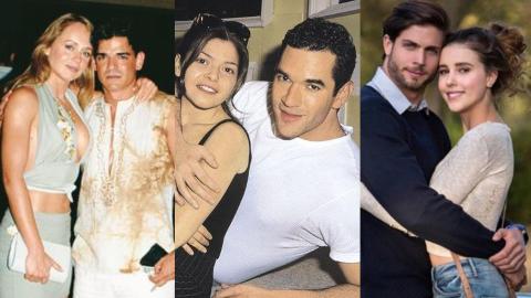 Itatí Cantoral y otros famosos