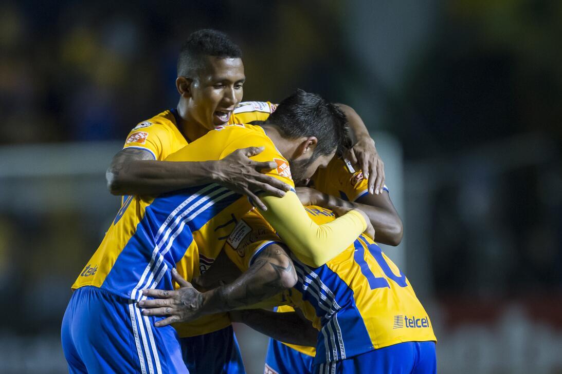 Tigres se impone con categoría y ya sueña con la final de la Liga de Cam...