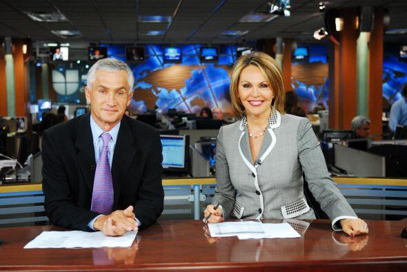 El Noticiero Univision es el informativo televisivo más importante de ha...