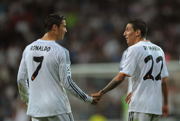 Esta dupla se unió para liderar el 4-0 final en favor del Real Madrid.