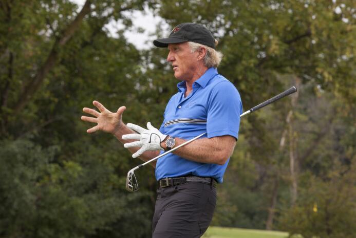 13. Greg Norman (Golf) - 705 millones de dólares