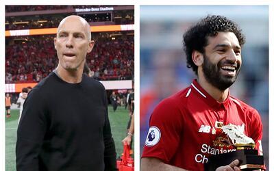 Bob Bradley y Mohamed Salah, dos carreras que se cruzaron en la selecci&...