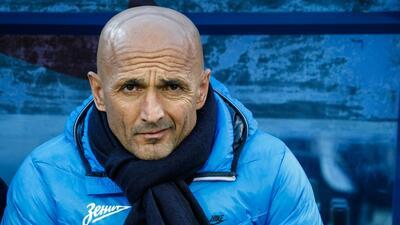 Luciano Spalleti ya estuvo al frente de la Roma hace 10 años.