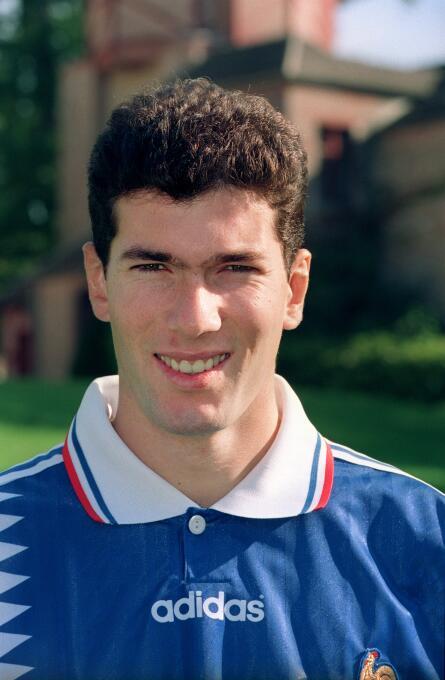 Enhorabuena, Míster Merengue Zinedine Zidane GettyImages-137396233.jpg