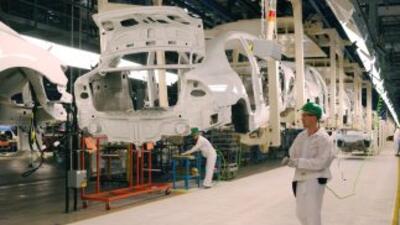 Toyota informó que la mayoría de los componentes utilizados en sus cuatr...