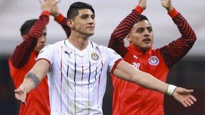 ¡'Puligol' despertó con Chivas! Desde su debut en liga no marcaba dos goles en tres partidos