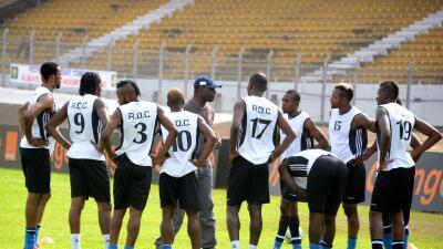 Jugadores de la República Democrática del Congo se niegan a entrenar previo a su debut en la Copa Africana