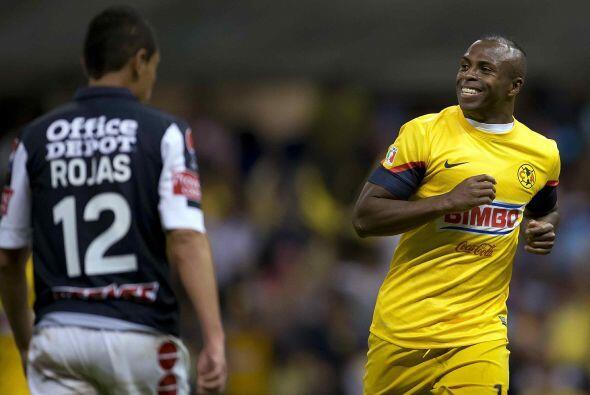 En el Apertura 2012 las Águilas lograron su victoria más contundente ant...
