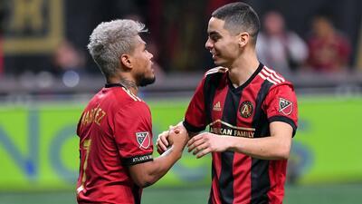 Con la camiseta puesta: Josef Martínez elogia a 'Miggy' Almirón y agradece a Atlanta en una sentida columna