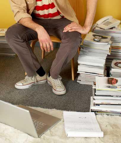 Organizador virtual. La cantidad de información que se maneja en los tra...