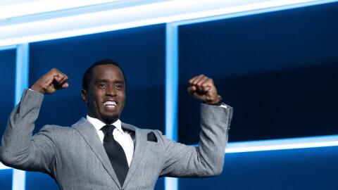 "Sean ""P. Diddy"" Combs celebrates being honored as Forbes' &quo..."