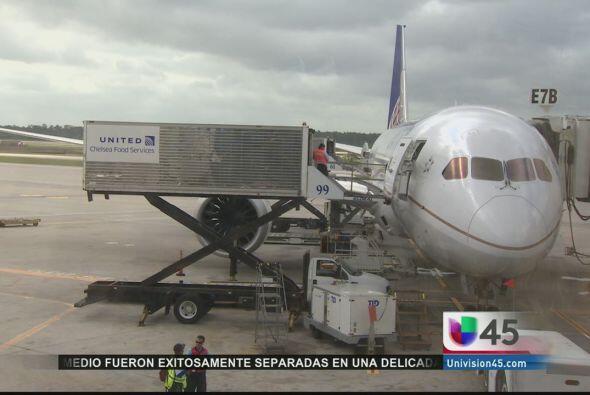 Luego de meses sin poder volar, los súper aviones Boeing 787 volvieron a...