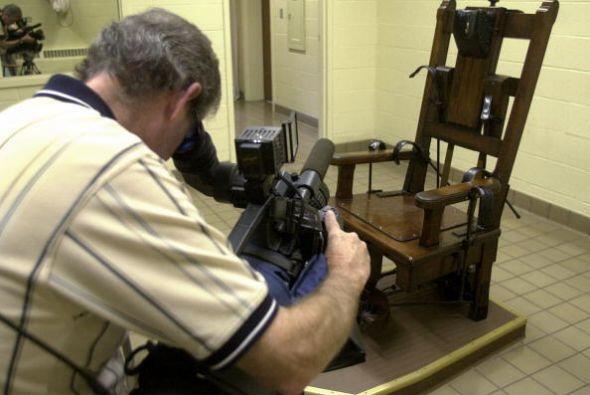 ARKANSAS ha ejecutado a 27 reos y aún 38 permanecen en la espera de su e...