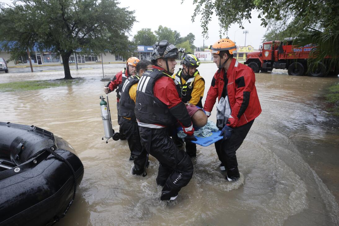 Harvey Rescate