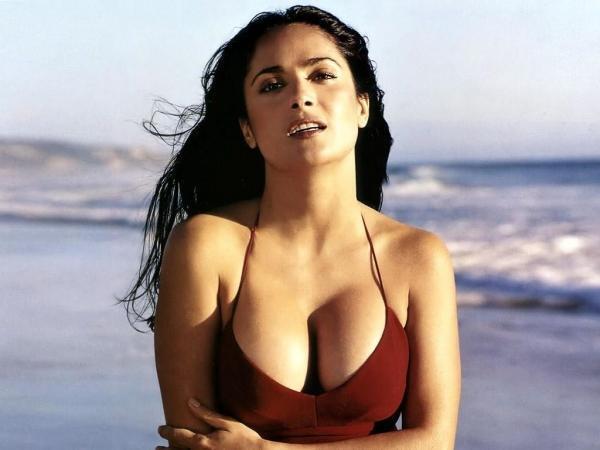 Resultado de imagen para salma hayek sexy