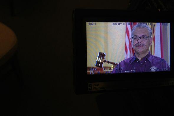 Entrevistando al Juez del condado Dimmit, Francisco Ponce. No te pierdas...