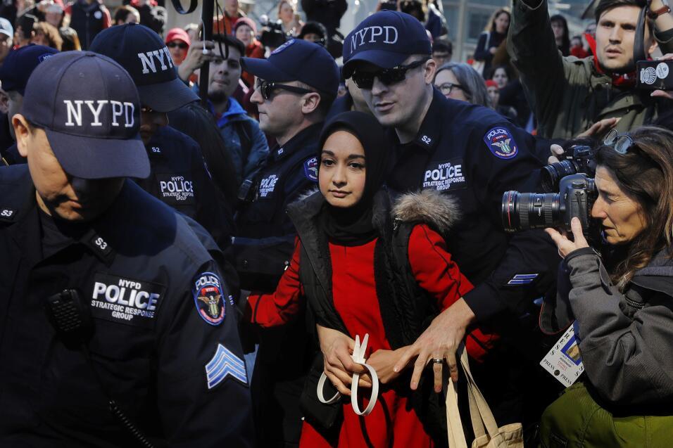 Protestas 2017