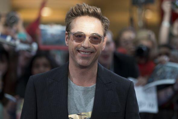 1. Robert Downey Jr., con ni más ni menos 80 millones de dólares.