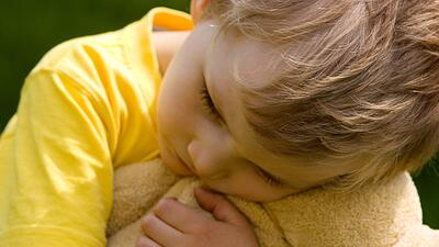 children and attachment to stuffed animals