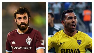 Colorado Rapids se enfrenta esta noche a Boca Juniors, una auténtica potencia sudamericana