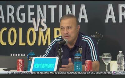 Argentina y Colombia preparan el choque amistoso previo a Juegos Olímpicos