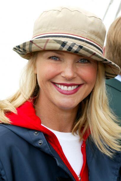 Christie en 2002, en un evento en los Hamptons, en Nueva York. Más video...
