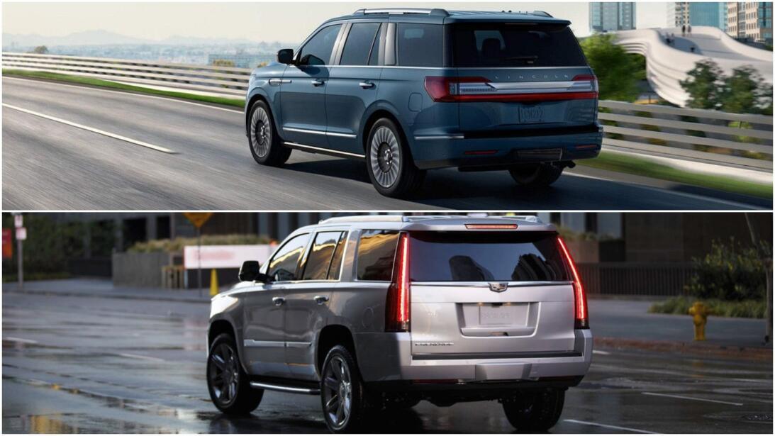 Sea usted el juez: Lincoln Navigator vs. Cadillac Escalade pjimage-5.jpg