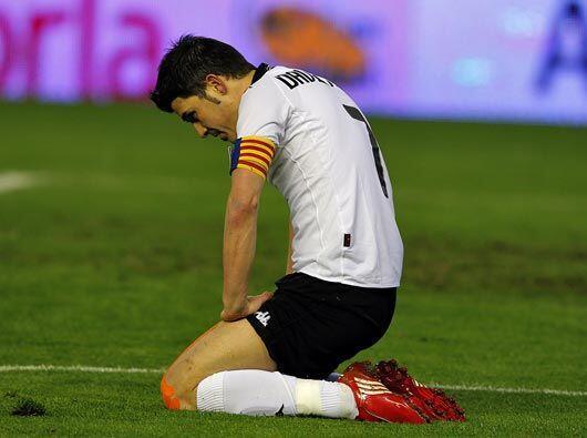Al término de los 90 minutos, Valencia no pasó del empate 0-0 ante el Ra...