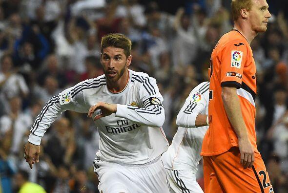 Pero Sergio Ramos logró el gol del empate.