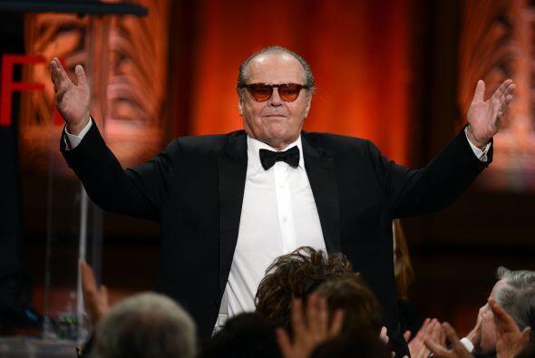 Jack Nicholson 22 de abril de 1932.