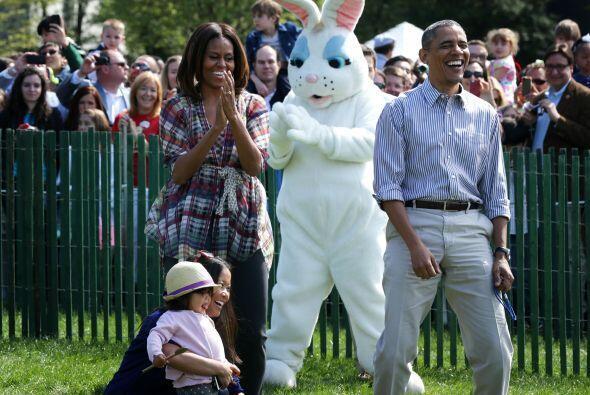 Sin duda, la confianza y cariño que los Obama tienen en sus mascotas es...