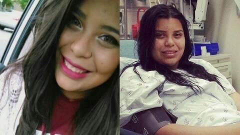 Rosa Vázquez sonríe tras superar una parálisis y se...