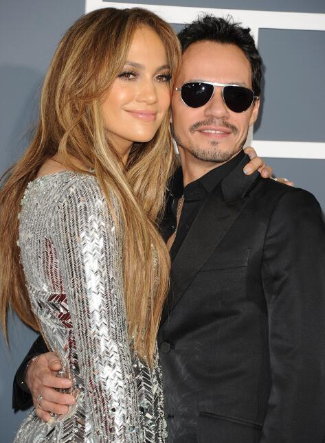 Jennifer Lopez Marc Anthony