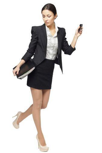 ¡El calzado bajo tiende a dar poco profesionalismo en comparación con la...