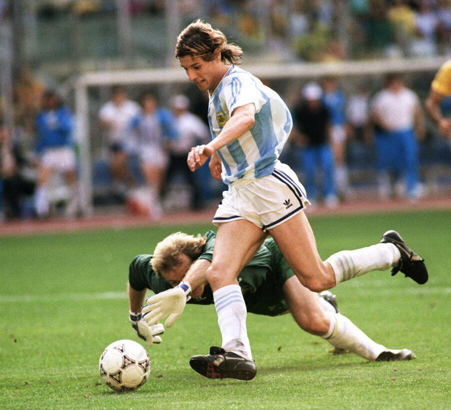 Taffarel: de salir campeón mundial en Estados Unidos 1994 a adoptar a 15...
