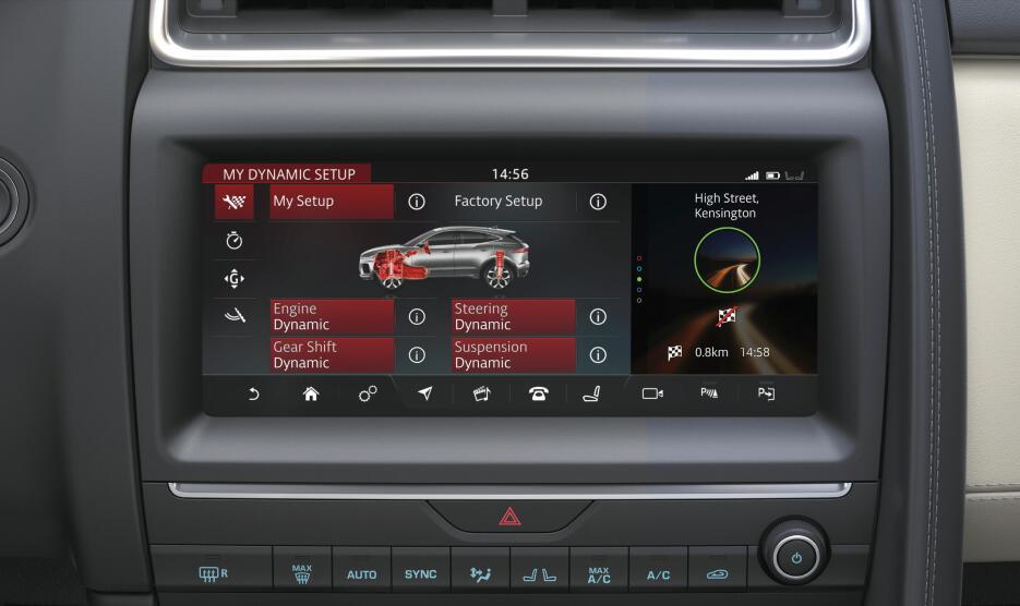 Jaguar E-Pace 2018