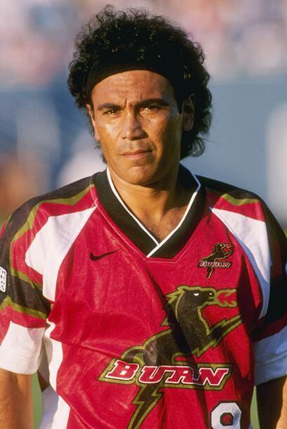 La leyenda del fútbol mexicano, tres veces mundialista y su máximo expon...