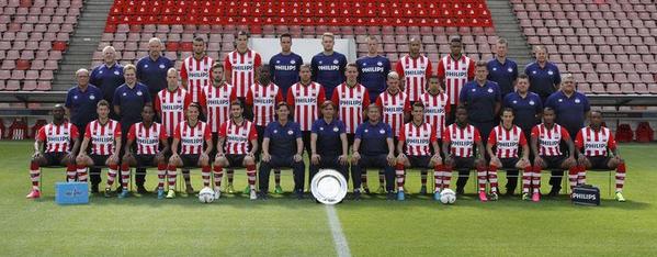 Los que tienen muy claro lo que desean son los mexicanos del PSV Enidhov...