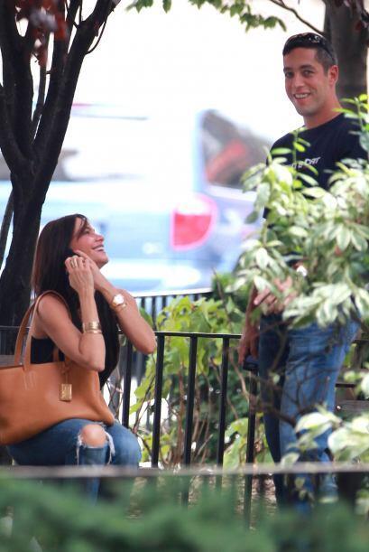 Al final de cuentas, parece que el amor de Sofía hacia Nick jamás fue su...