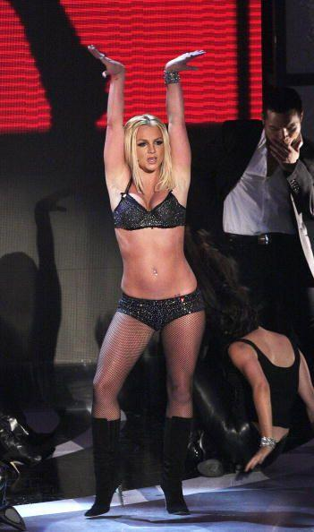 Tal vez Britney Spears haya sido víctima del tiempo y la edad, pu...