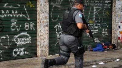 El alcalde del municipio de Nova Canaã do Norte murió tiroteado la noche...