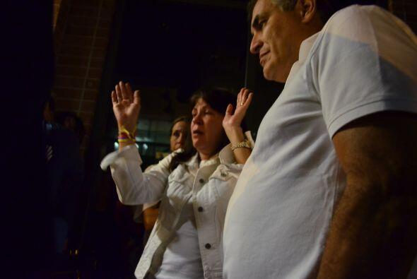 Venezolanos lloran NOLA